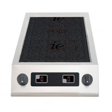 2 Zone Induction Hob