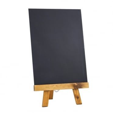 A4 Table Top Easel Chalkboard 21 x 30cm