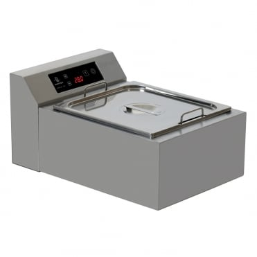 Air Heated Chocolate Tempering Machine