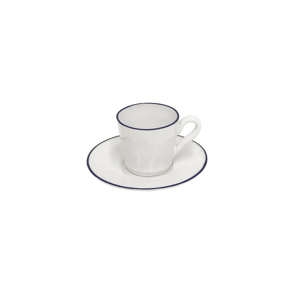 Costa Nova Beja Beja Coffee Cup And Saucer