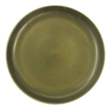 Big Dinner Plate 26cm - Matt Green