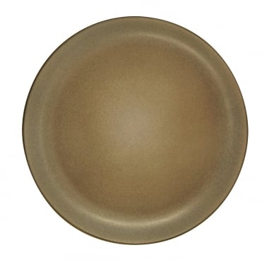 Big Soup Plate 20.5x4cm(h) - Matt Brown