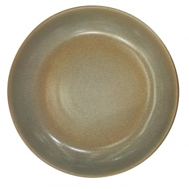 Big Soup Plate 20.5x4cm(h) - Matt Grey