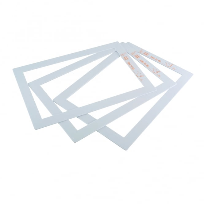 Biscuit Frame 600x400x4mm