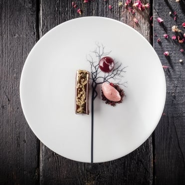 Black Forest Plate 28cm