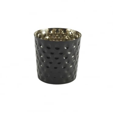 Black Serving Cup 8.5x8.8cm(h)