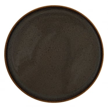 Ore Gourmet 32cm Pizza Plate - Brown