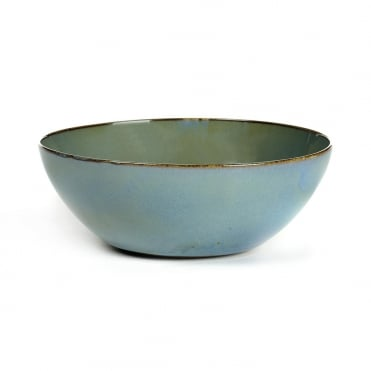 Bowl L 18.4x7.1cm(h) Smokey Blue