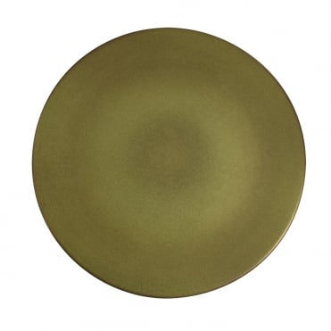 Charger Plate 29cm - Matt Green