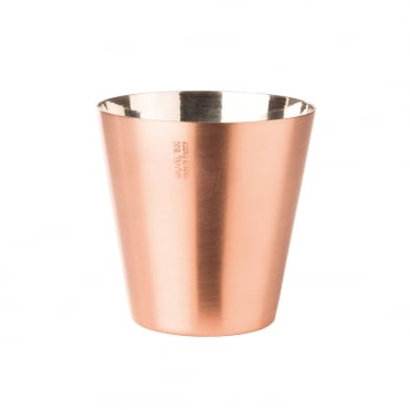 Copper French Fry Pot 9x9cm(h)
