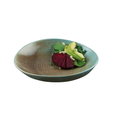 Coral Deep Plate 30cm