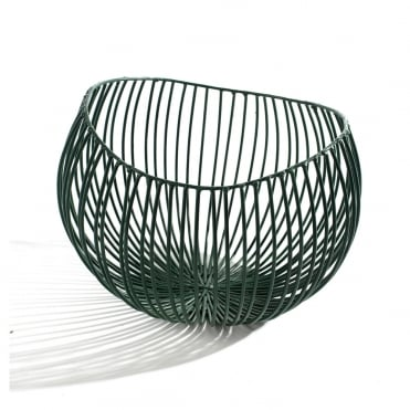 Deep Bowl 'Gio' 23x20x16cm Green