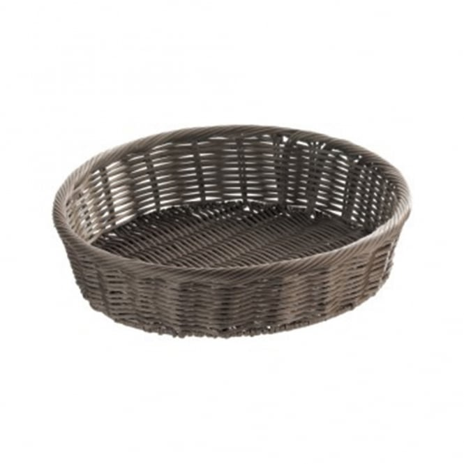 DEGRENNE EVENTO Evento Round Bread Basket**DISC**