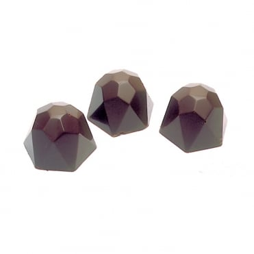 Faceted Diamonds Choc Mould (40)