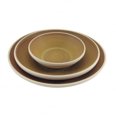 French Bowl 16x4.5cm - Rust