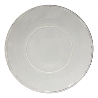 Friso Charger Plate 34cm - Grey