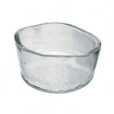 Glass Small Bowl 12cm - Transparent