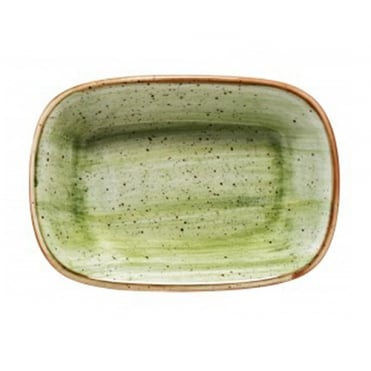 Gourmet 14cm Rectangular Plate-Therapy