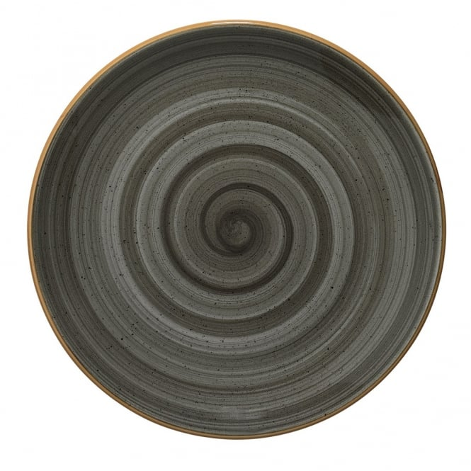 BONNA SPACE Gourmet 21cm Flat Plate - Space Grey