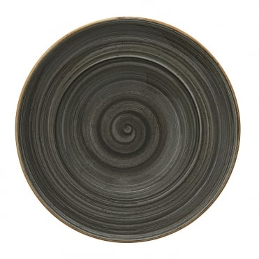 Gourmet 27cm Flat Plate - Space Grey