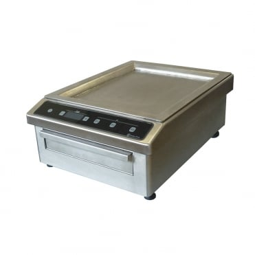 Induction Plancha Grill