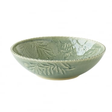 Large Bowl 28x7cm(h)- Antique