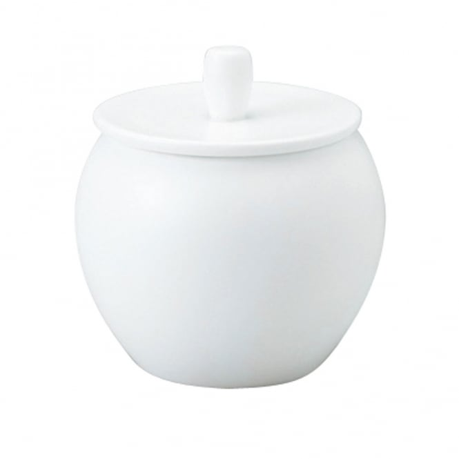 FLAT RIM Lid For Cool Coupe Sugar Bowl