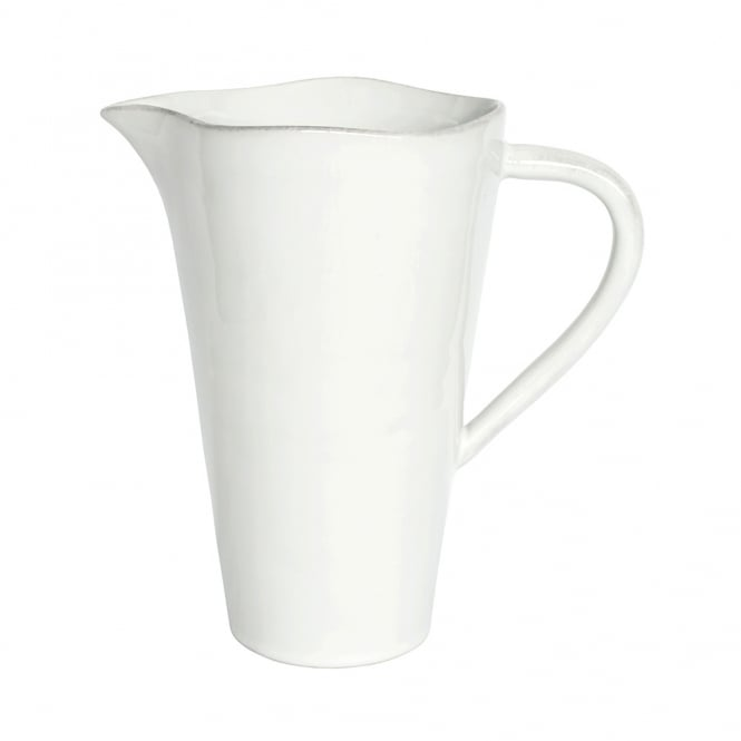 LISA 1.5L White Pitcher