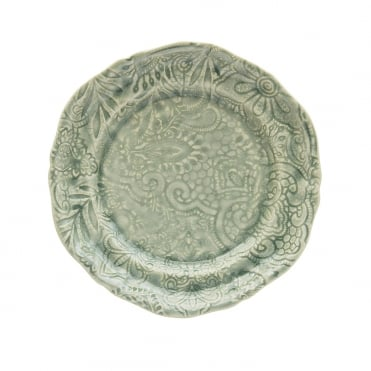 Medium Plate 23cm- Antique