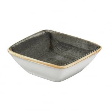 Moove 8x8.5cm Bowl - Space Grey