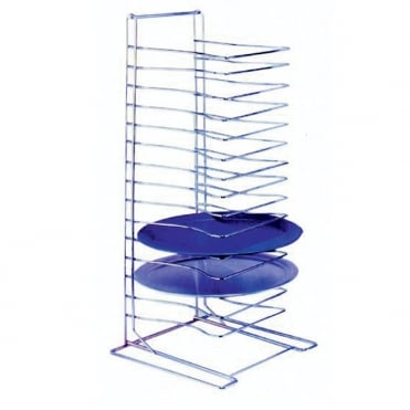 Pizza Pan Rack 15 Shelf