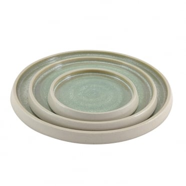 Plate 13cm - Green