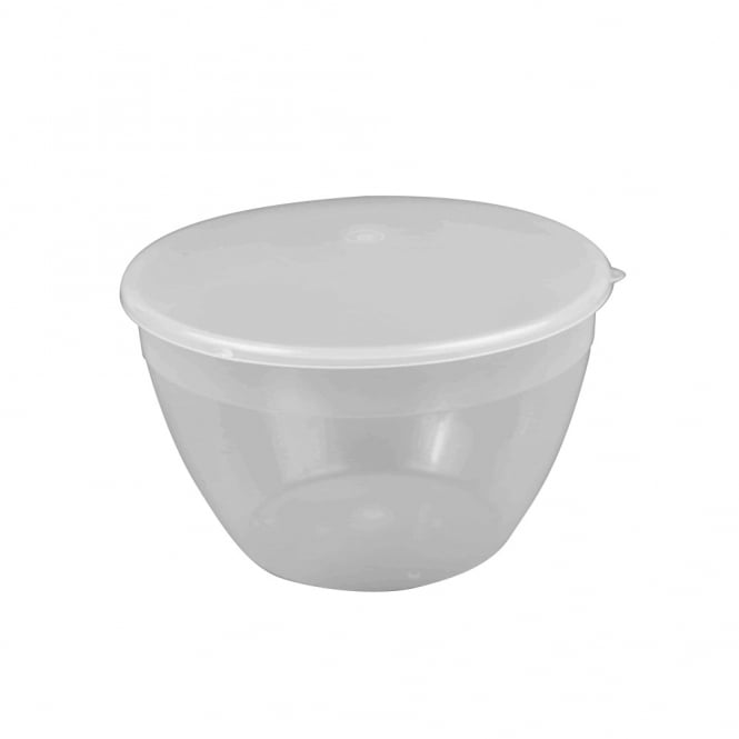 Pudding Basin with Lid 1 Pint