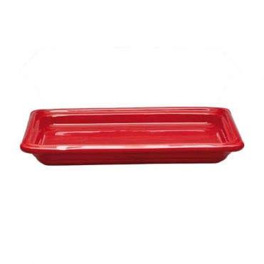 Recton G/N 1/2 32.5x26.5x4cm(h)- Red