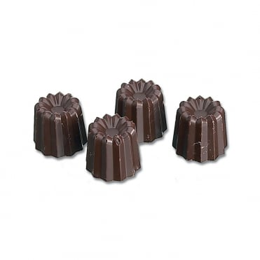Ribbed Moulds Choc Mould (40)