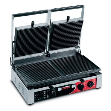 Ribbed Sirman PDVC Ceramic Grill 3kw