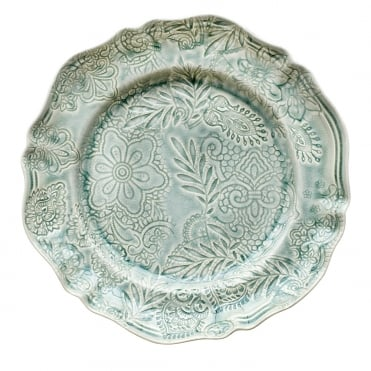 Round Sharing Platter 34cm- Antique