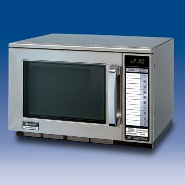 Sharp R24AT Microwave 1900w
