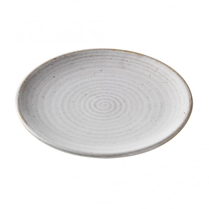 EXOTIC Side Plate 15x1.5cm - Thin White