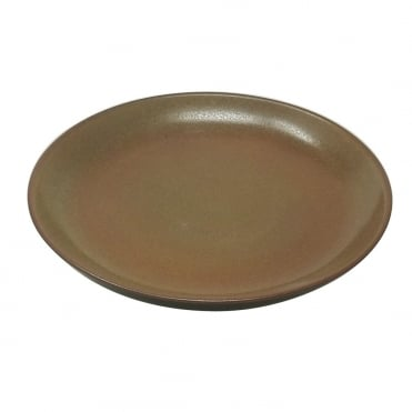 Side Plate 19cm - Matt Brown