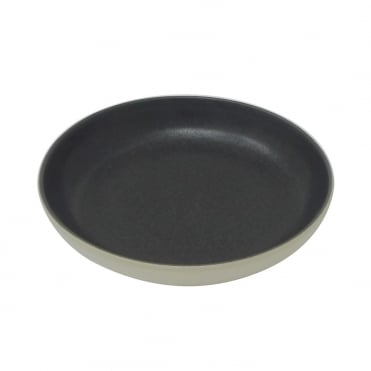 Soup Plate 18.5x4cm(h) - Matt Anthracite