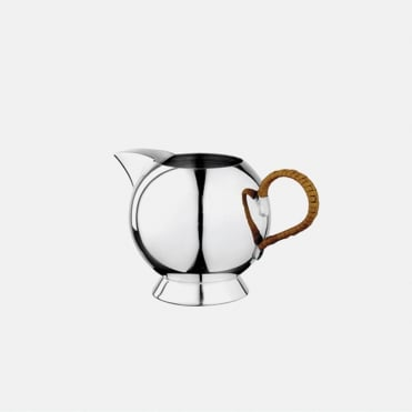 Spheres Cream Jug 7.5cm with Faux Handle