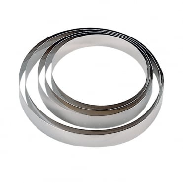 Stainless Steel Round Ring 180x45mm
