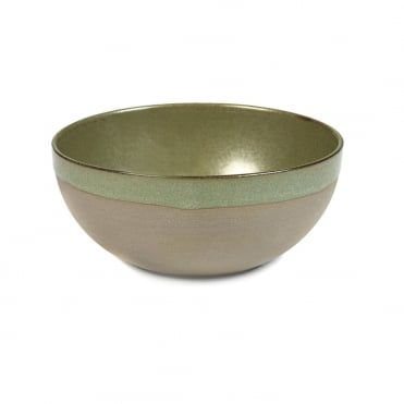 Surface Bowl Camo Green 15x6.5cm(h)