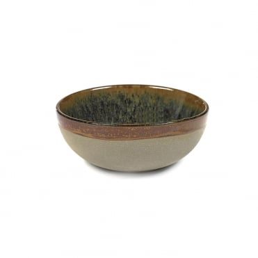 Surface Bowl Grey/ Indi Grey 11x4.5cm(h)