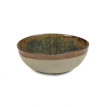 Surface Bowl Grey/ Indi Grey 13x5cm(h)