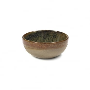 Surface Bowl Grey/ Indi Grey 9x4cm(h)