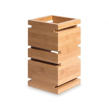 Tall Multi-Level Riser Bamboo