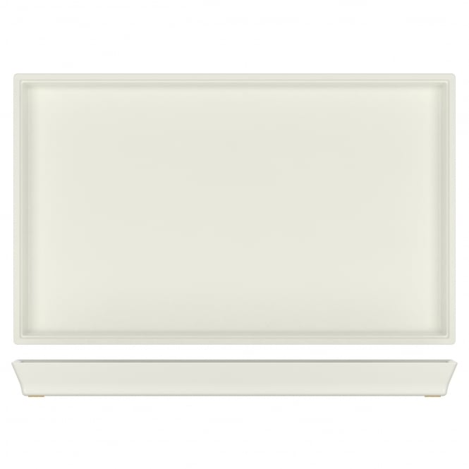 CREATIVE MELAMINE YO York Tray 1/1 3.6ltr- White